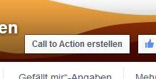 Call to Action auf Ihrer Facebook-Seite