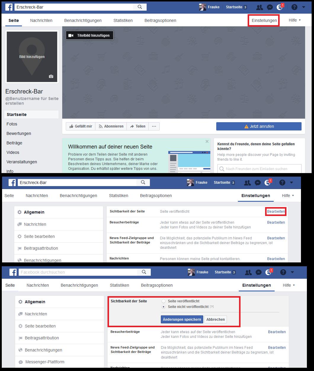 Facebook-Seite erstellen 04