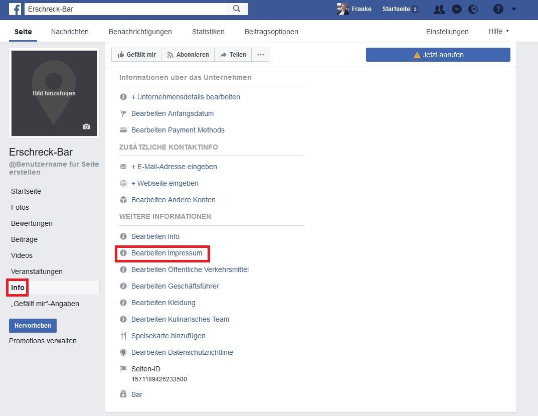 Facebook-Seite erstellen 06