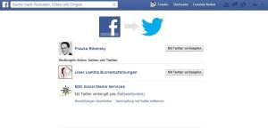 Facebook mit Twitter verbinden_Facebook-Einstellungen