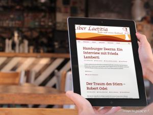 Liber Laetitia: Ein Social Media Collaboration-Projekt