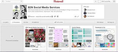 6 Tipps zum Erfolg auf Pinterest für Unternehmen