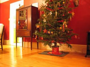 der weihnachtsbaum stille nacht nachhaltige nacht b2n. Black Bedroom Furniture Sets. Home Design Ideas