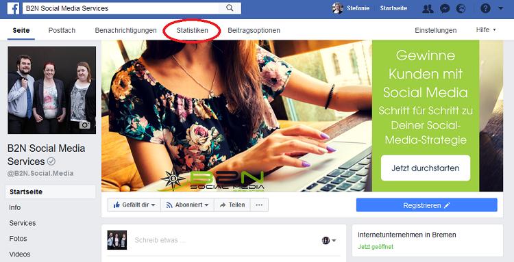 So kannst Du unkompliziert Deine Facebook-Seite analysieren