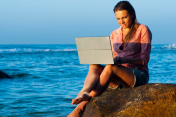 Slow Blogging: Dein Weg aus dem Blogging-Hamsterrad